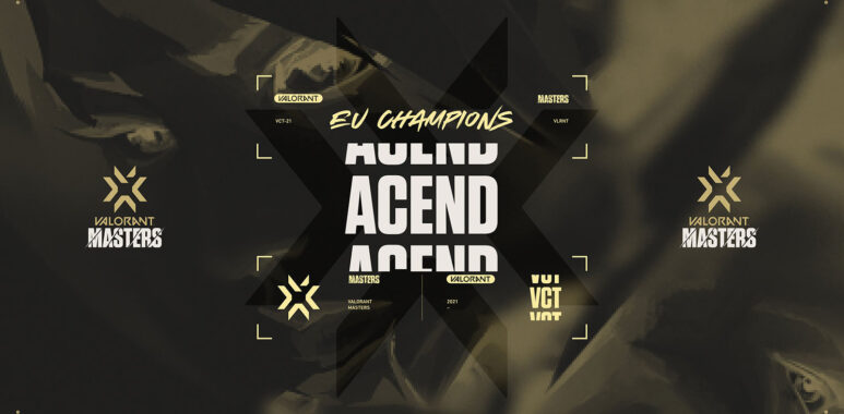 ACEND Wins First Valorant European Masters – ESports Reporter